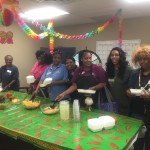 All of the associates loved the Make Your Own Nachos Bar!!