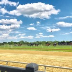 It was a picture perfect day at the race track!